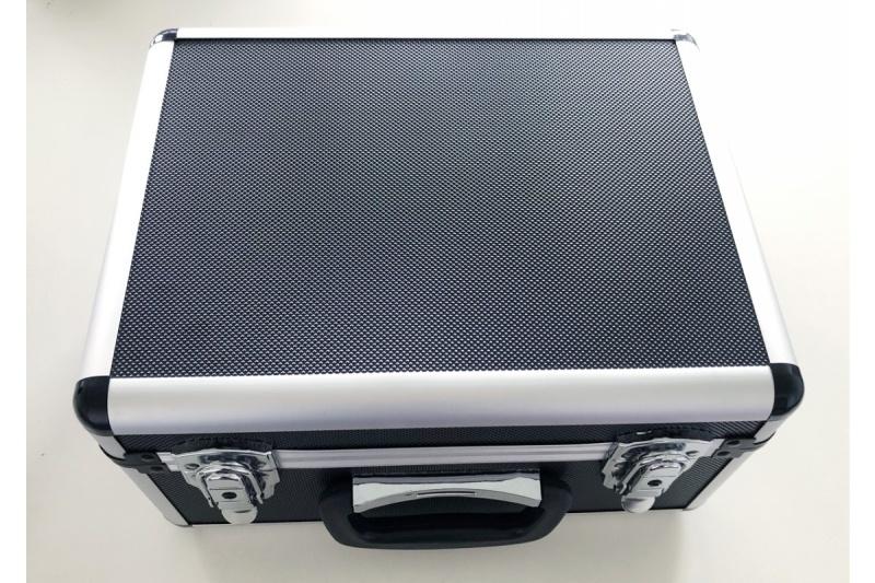 Aluminiumkoffer für Fernsteuerungen 305x230x155mm