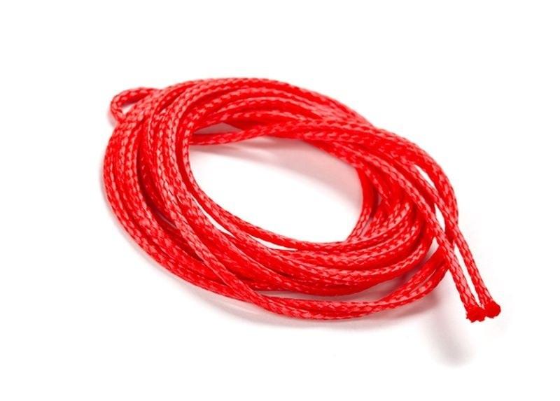 Seil für Winde, rot