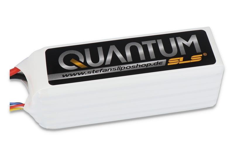 SLS Lipo Quantum 4500mAh 6S1P 22,2V 65C/130C (AWG10)