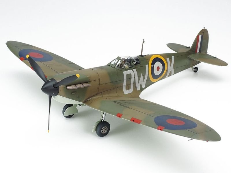 Britische Supermarine Spitfire Mk.I 1:48