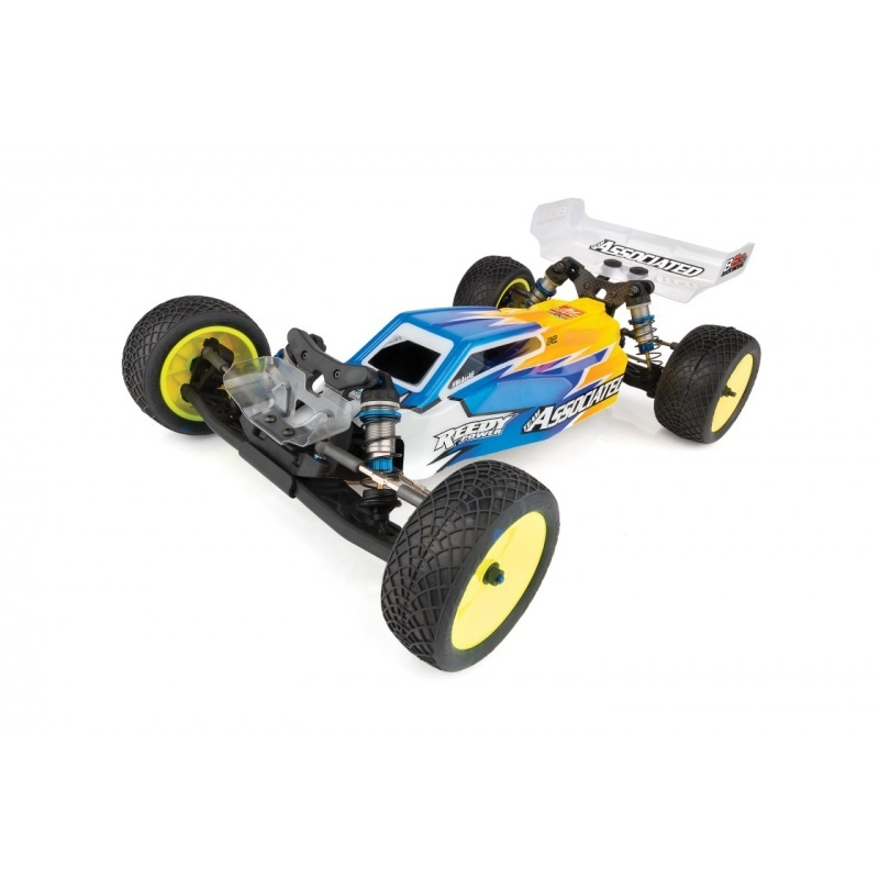RC10B6.3D Team Kit 1:10 2WD Elektro Buggy