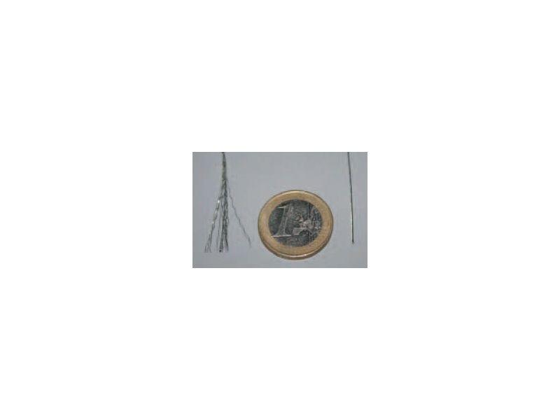 Stahlseil 0,5mm x 3000mm 19 Litzen verzinkt