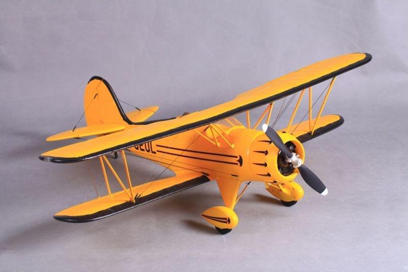 Waco YMF-5D Doppeldecker Flugmodell 1030mm PNP