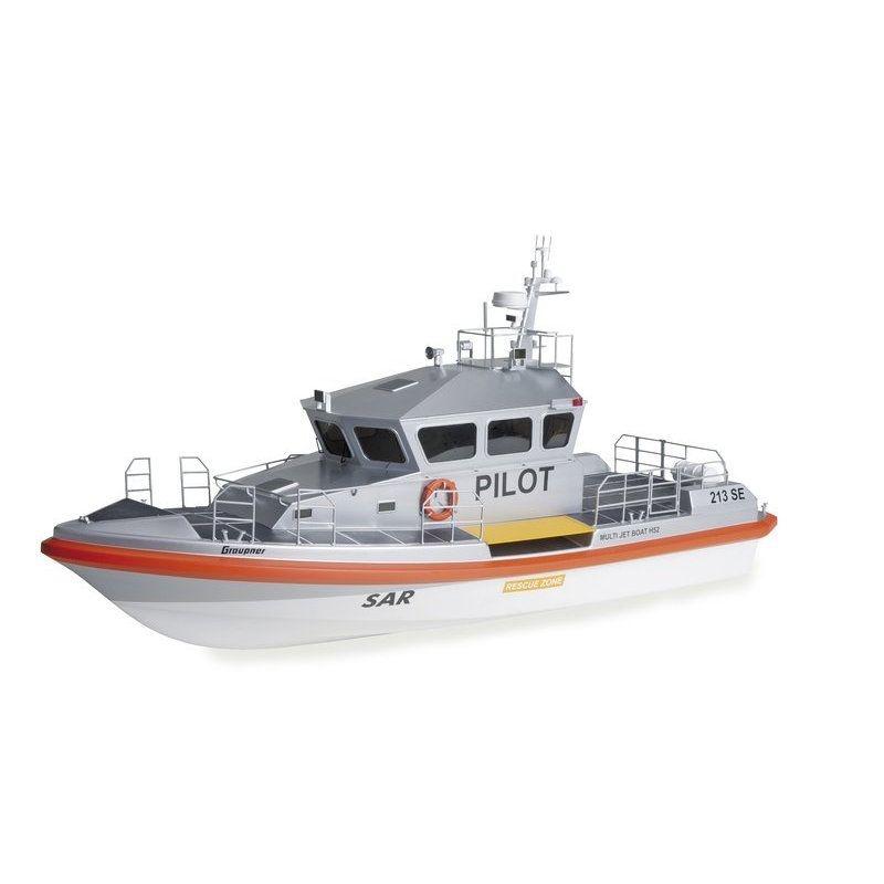 Lotsenboot Multi Jet Boat