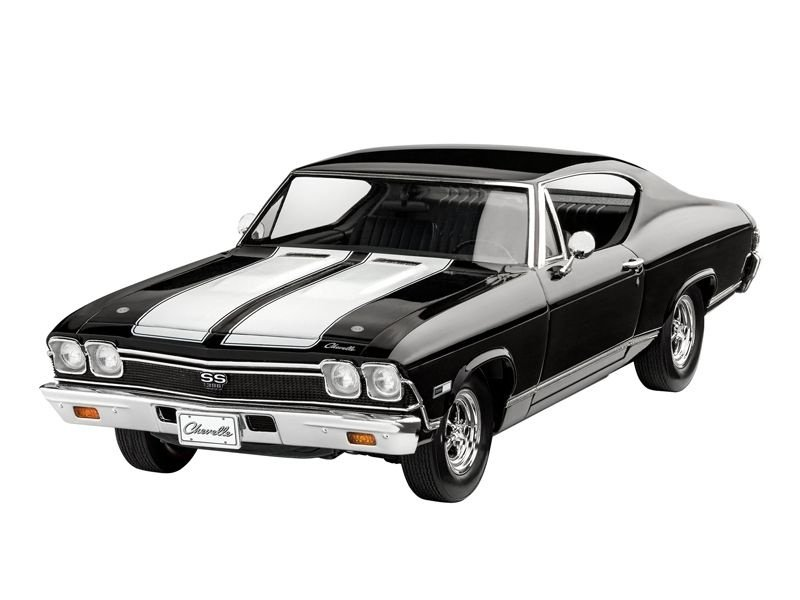 1968 Chevy Chevelle SS 396, 1:25