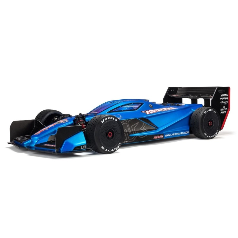 Limitless 4WD All-Road 1/7 Speed Basher, ohne Elektronik