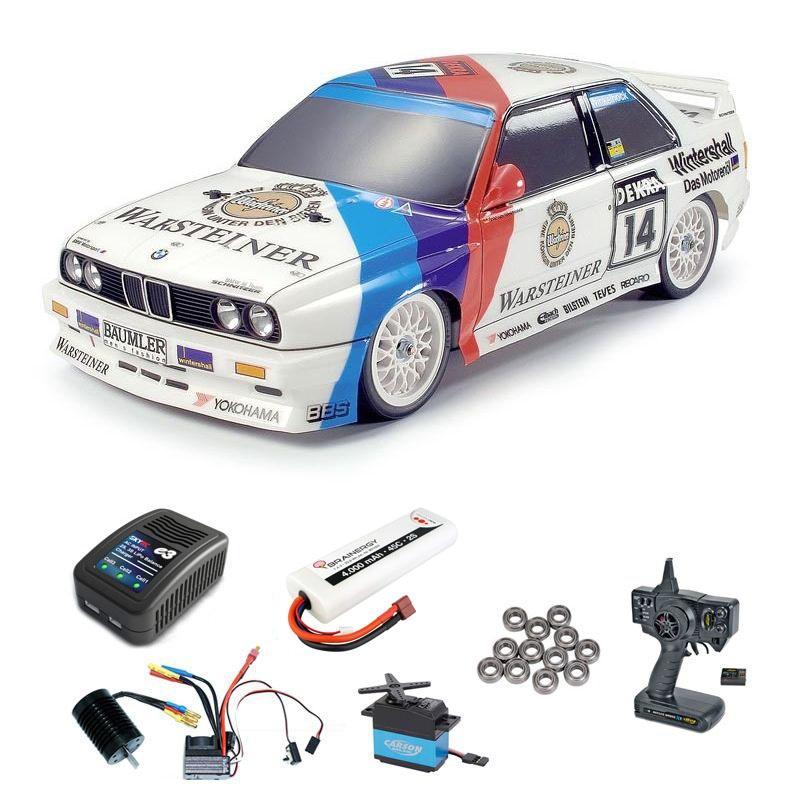 BMW SCHNITZER M3 EVO TT 01 Brushless-Edition Komplettset