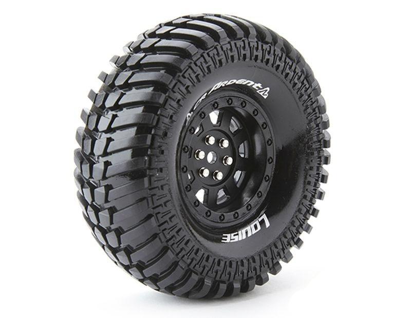 CR-ARDENT 1.9 supersoft 1:10 Crawler Reifen mit Einlage (2)
