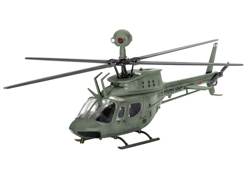 Bell OH-58D Kiowa 1:72