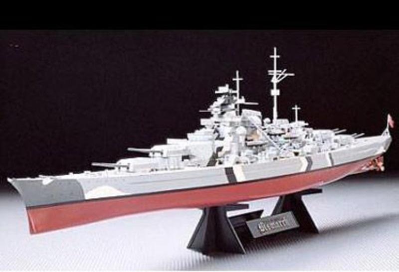 Bismarck dt.Kampfsch. 1/350