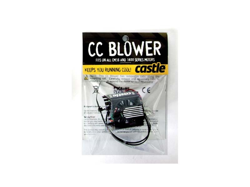 CC Blower Lüfter 14-er Series Motoren 36mm 1/10