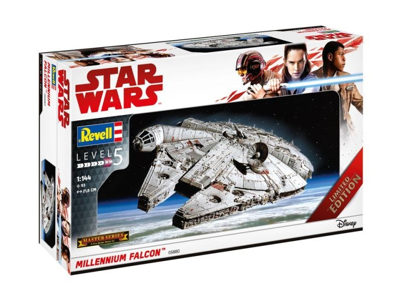 Millennium Falcon Limited Edition 1:144