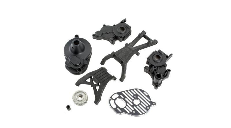3-Gear Conversion Kit: 22/T/SCT 2.0