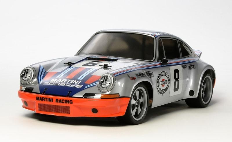 Karosserie-Satz Porsche 911 Carrera RSR Martini