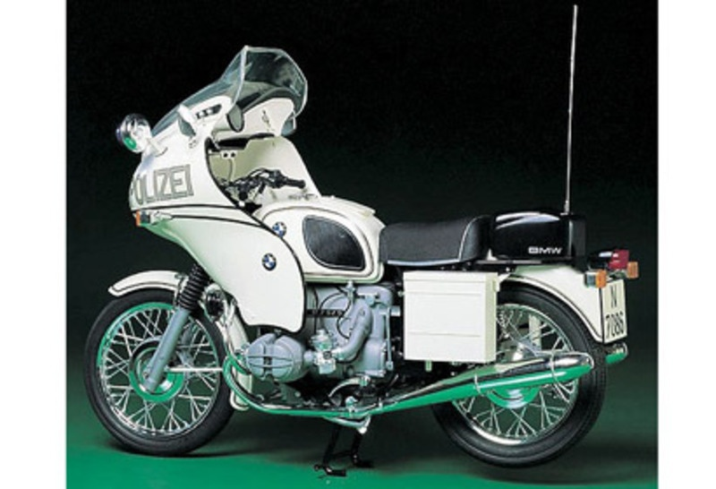 1:6 BMW R75/5 Polizei 1970