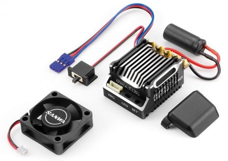 Super Vortex Pro Generation 2 - Brushless Regler 1S-2S LiPo