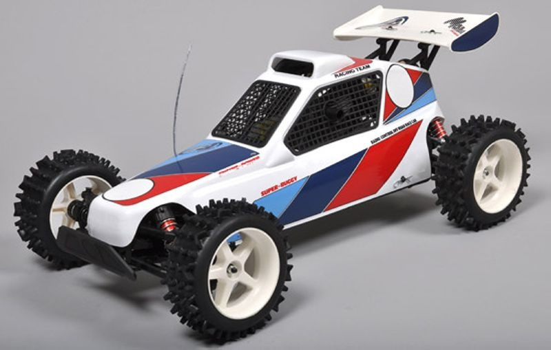 Marder Offroad-Buggy 1:6 Non RTR Ohne RC mit 26ccm