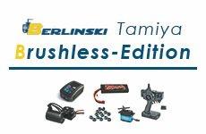 Berlinskis Tamiya Brushless-Edition