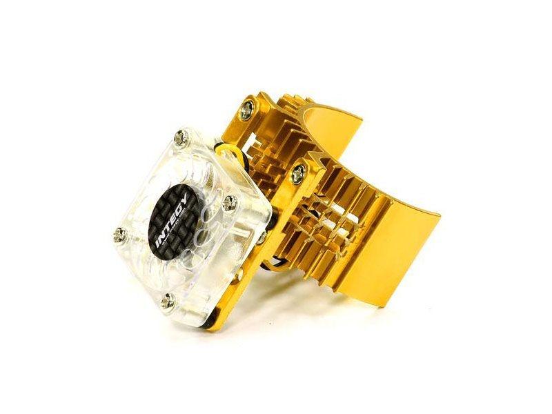 Kühlkörper mit Lüfter 540er Motor für Slash, Rustler, Bandit