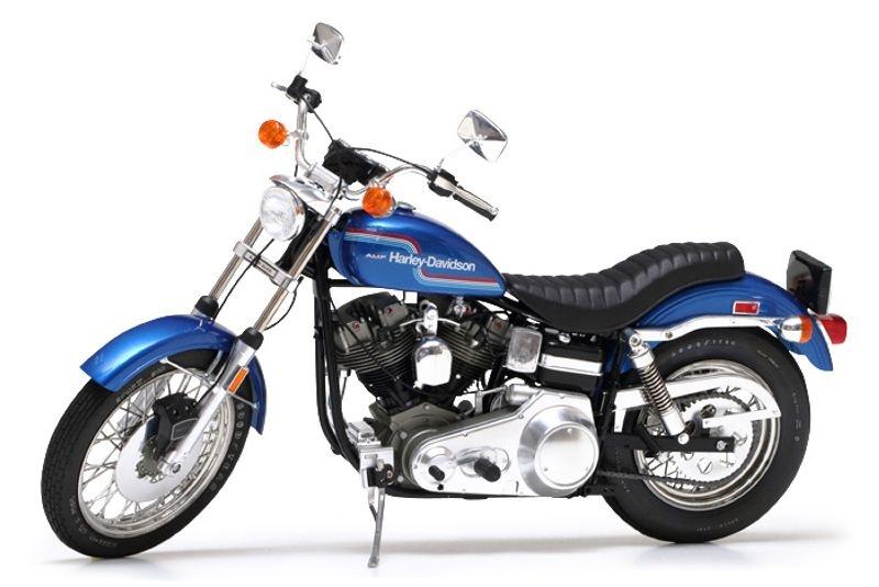 Harley Davidson FXE Super Glide 1:6 Bausatz