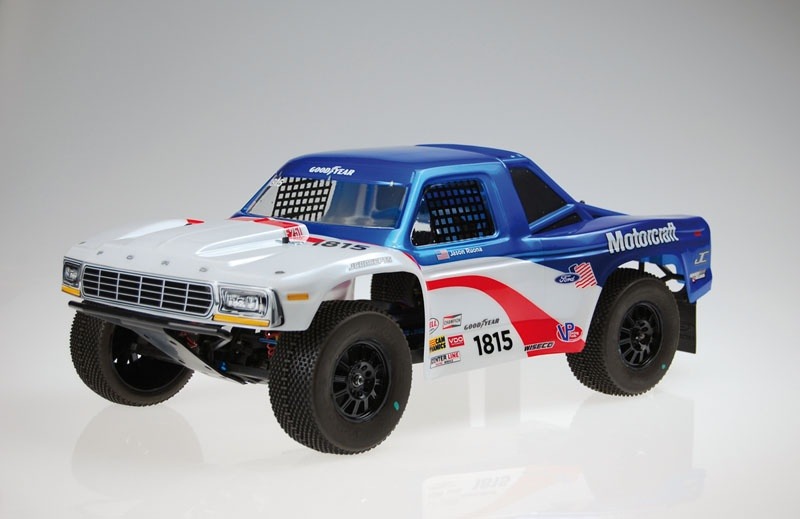 Illuzion - Slash, Slash 4x4, SC10 - 1979 Ford Ranger F-250 K