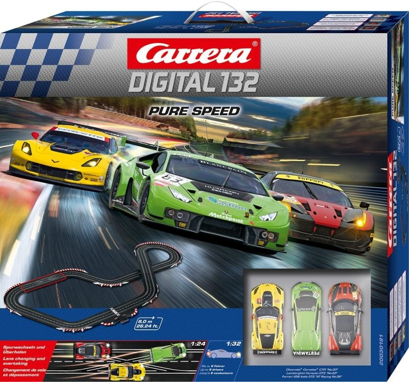 Digital 132 Startpackung Pure Speed