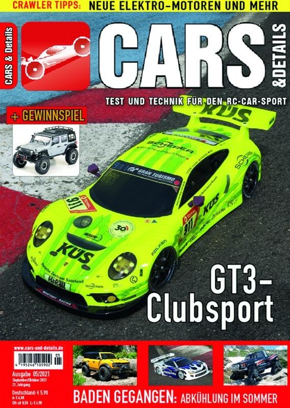 Cars & Details Einzelheft Ausgabe 05/2021