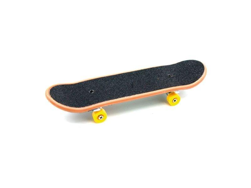 Deko Skateboard 9.5x2.5x1.8cm 1:10