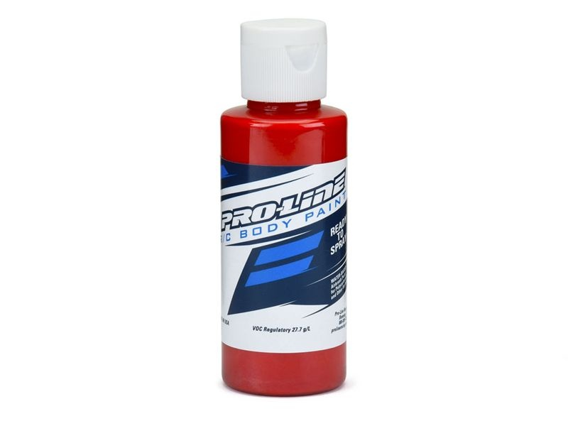 RC Body Paint - Pearl rot Airbrush Farbe 60ml