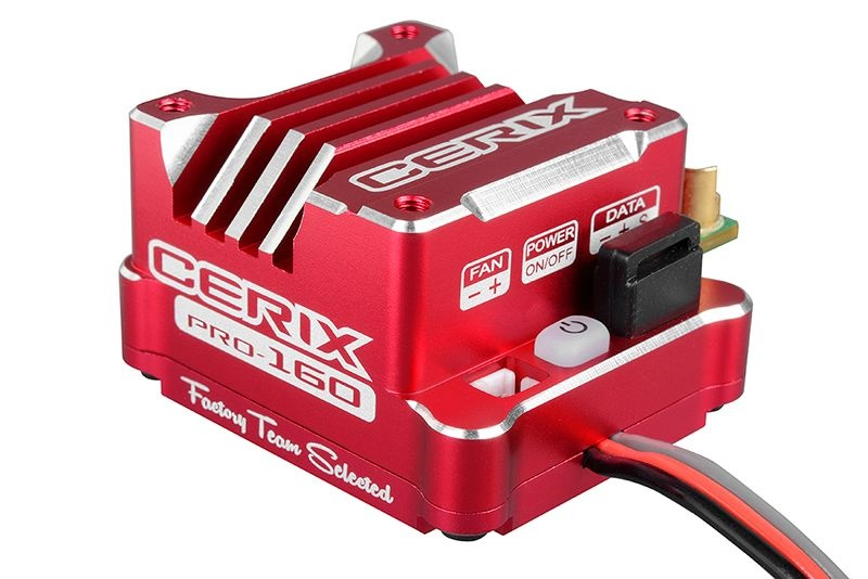 Team Corally - Cerix PRO 160 Racing Factory ESC