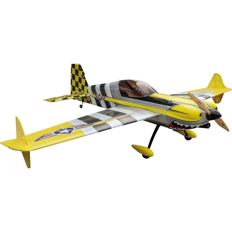 MXS EXP 64 Heavy Metal Design Kunstflugzeug ARF