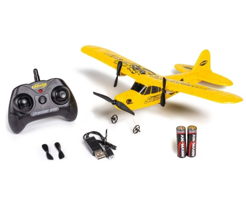 Stinger 340 2.4Ghz 100% RTF