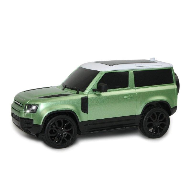 Land Rover Defender 1:24 2.4GHz 100% RTR, grün