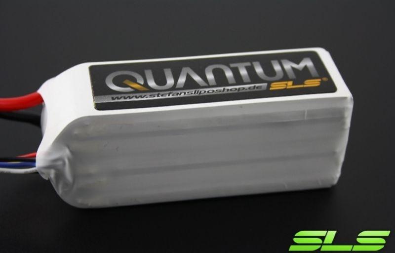 SLS Quantum 1800mAh 5S1P 18,5V 65C/130C