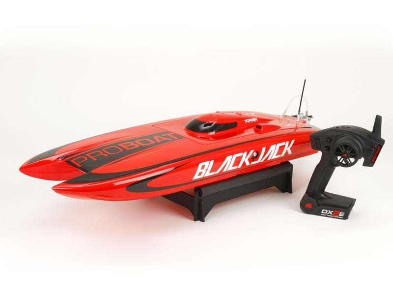 Proboat Blackjack 29-inch Catamaran Brushless V3: RTR