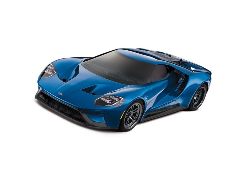 Ford GT 1/10 Scale 4WD Supercar TQi, TSM, 45km/h brushed