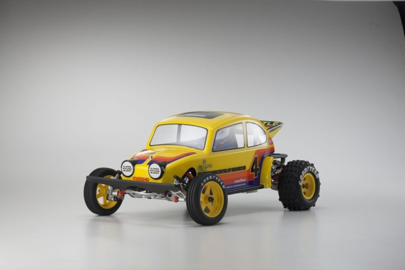 Beetle 2WD LEGENDARY SERIES 1:10 Bausatz
