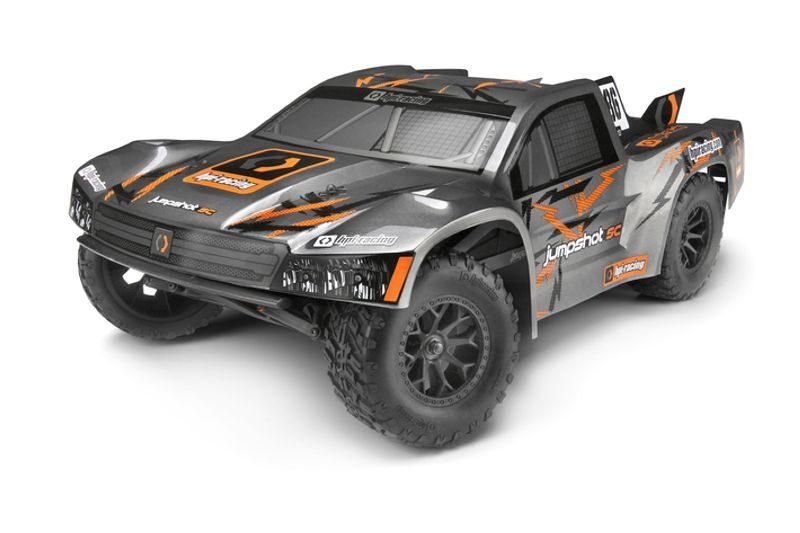 Jumpshot SC RTR 2WD 1:10 Short-Course Truck Akku/lader