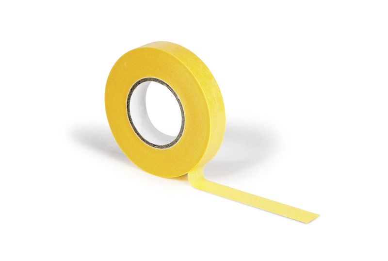 Masking Tape Breite 10mm - 18m Rolle
