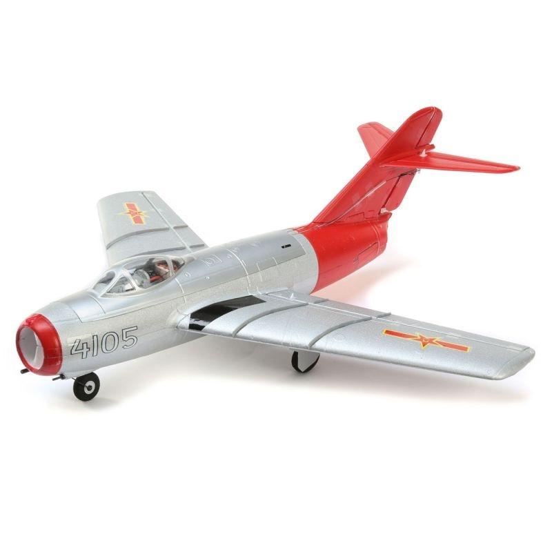 UMX MiG-15 Impeller Jet EDF mit AS3X & SAFE Select BNF Basic