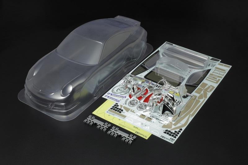 Kar.-Satz Porsche 911 GT3