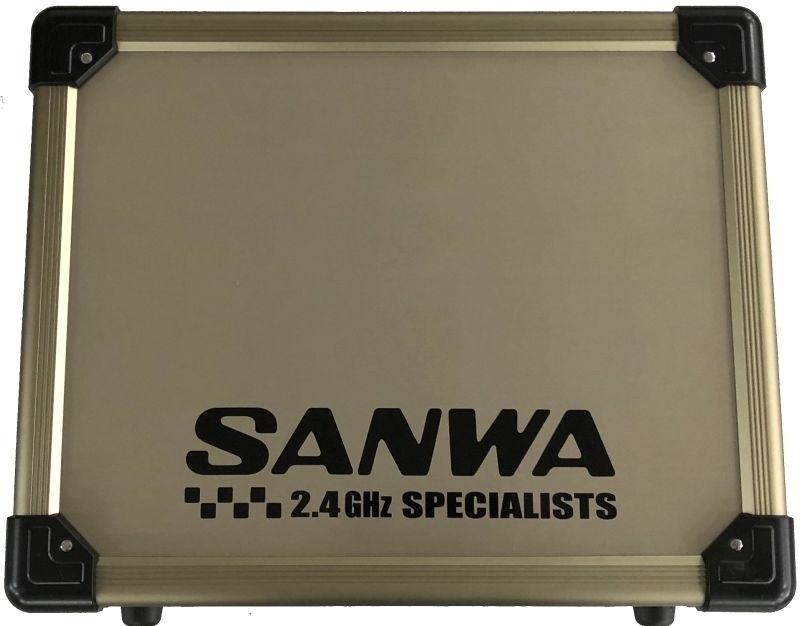 Aluminium Koffer für Sanwa M17 und MT-44