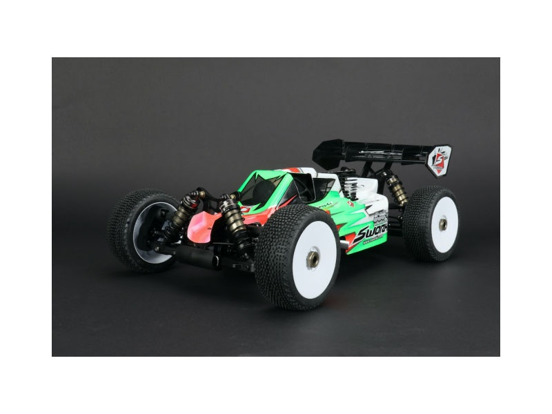 S35-4 1/8 Pro Nitro Buggy Kit