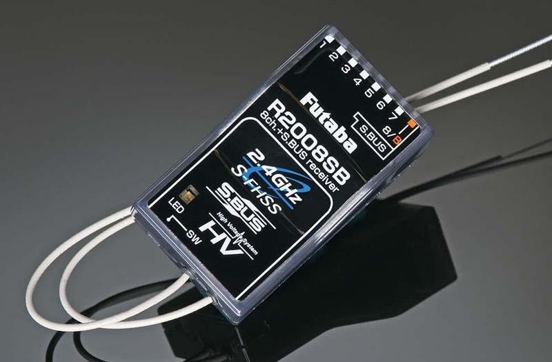 Empfänger R2008SB 2,4GHz FHSS
