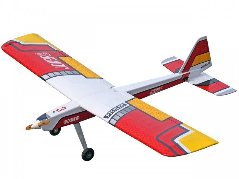 Joker 3 ARF / 1550mm ARF Fertigmodell in Holzbauweise