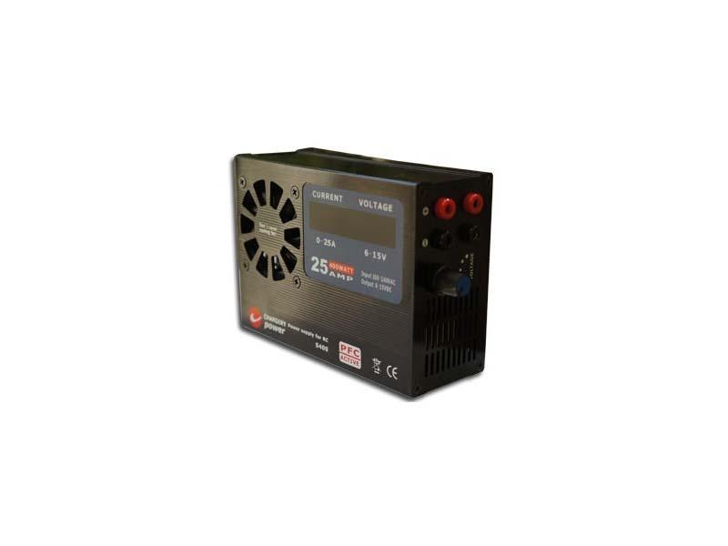 Power S400 Netzteil