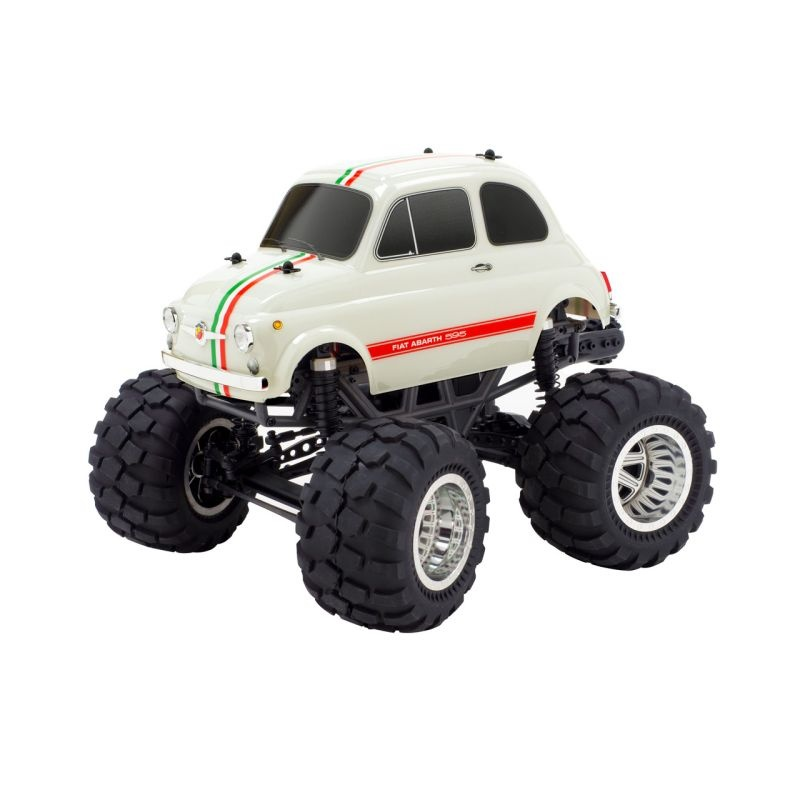 Fiat Abarth 595 2WD Monster Truck 1/12 2,4GHz RTR