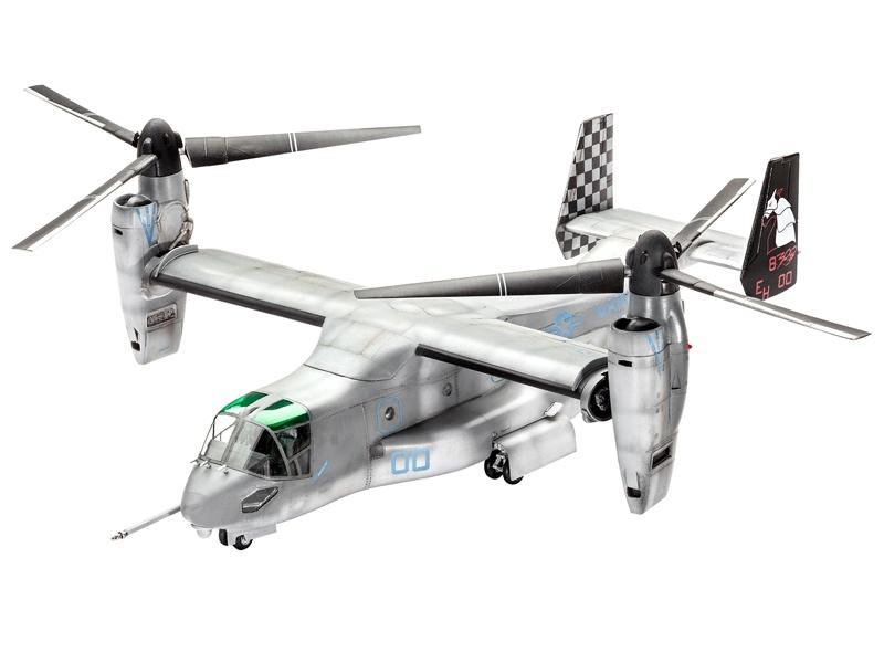 MV-22 Osprey 1:72