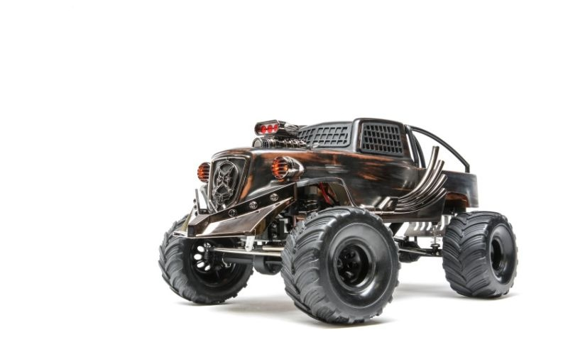 1.9 BARRAGE Monstertruck DOOMSDAY 4WD 1/10