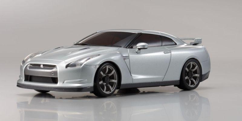 Karosserie Nissan Skyline GT-R R35 Ultimate Silver 1/24